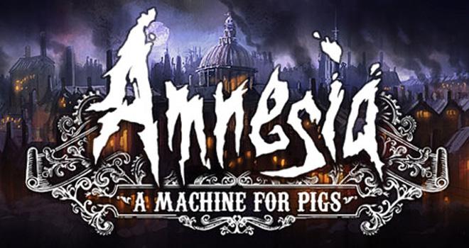 Prepara el pañal, llega el teaser de Amnesia: A Machine for Pigs