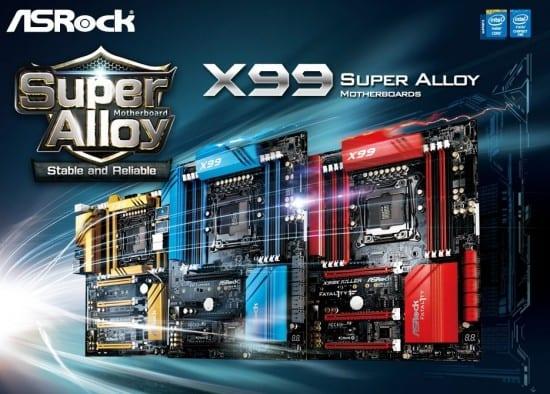 ASRock-X99-Series