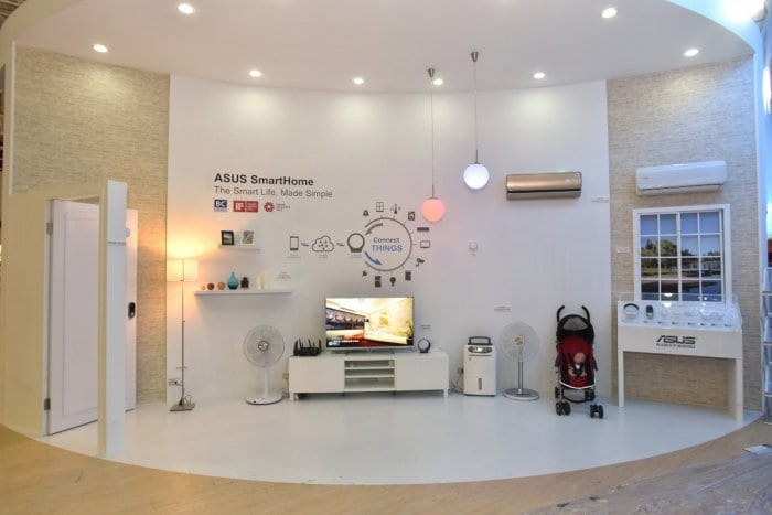 Smart Home-Booth
