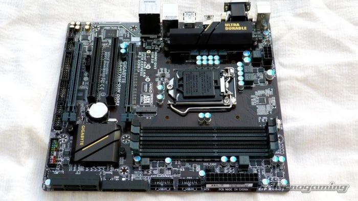 H170M-D3H DDR3-13