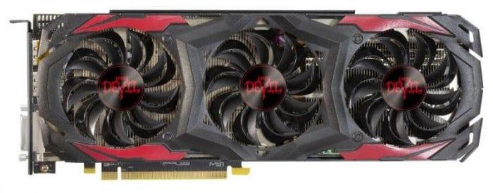 PowerColor Radeon RX 480 Red Devil - PCIE 8-pin