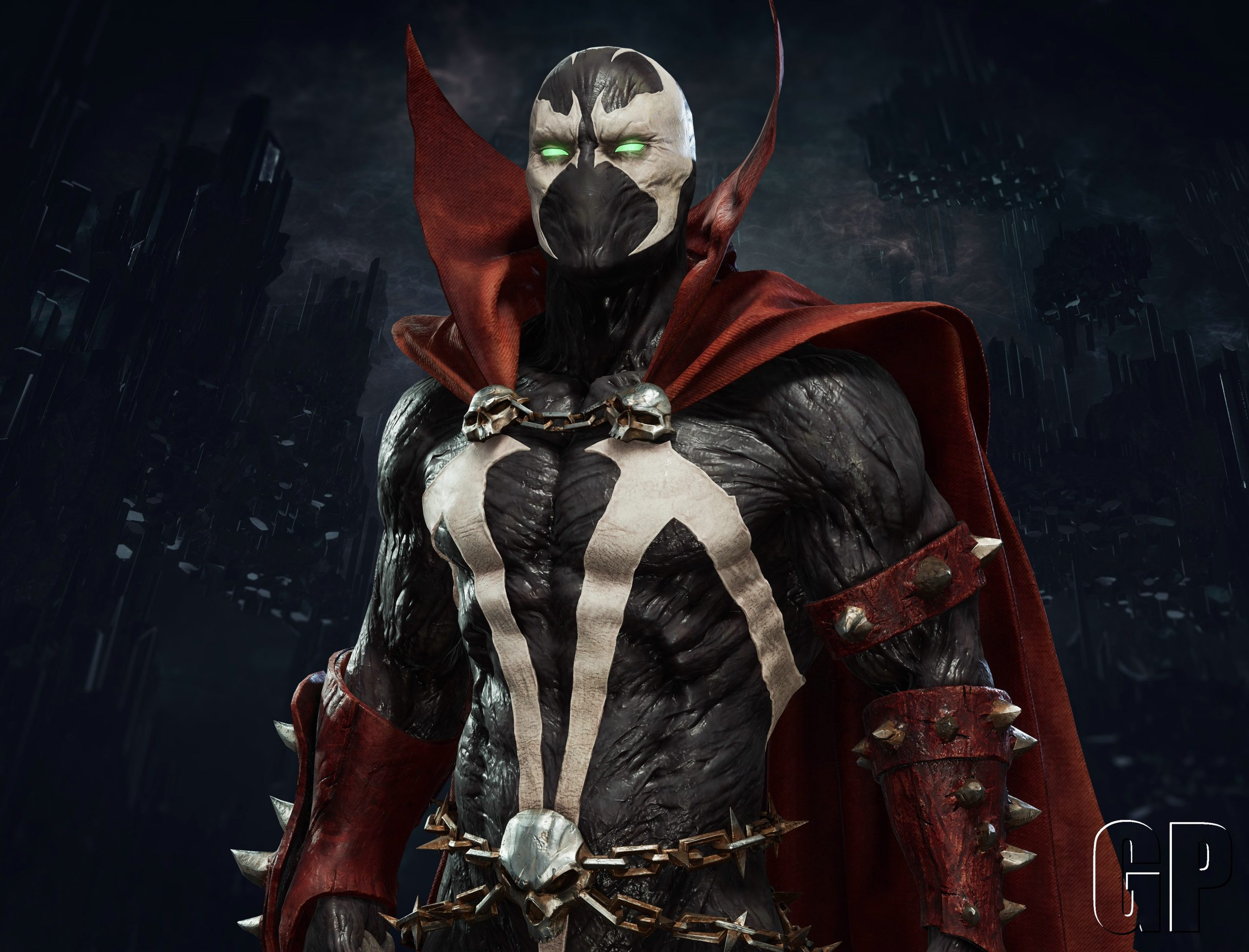 Raiden Looks Godly in New Mortal Kombat 11 Render