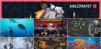 Nvidia Tecnogaming Juegos de Junio